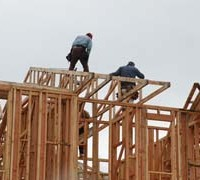 Contracting construction equals lower rates