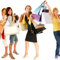retail-therapy-girls-with-shopping-bags