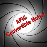 Bonds Spotlight: AFIC Convertible Note