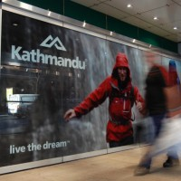 Another retailer warns of falling sales