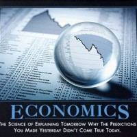 Students shun economics to learn about the economy