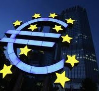 European money slows to a crawl