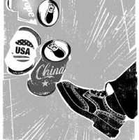 China can kick the can
