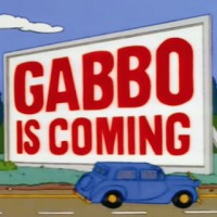 Gabbo is coming
