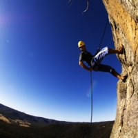 Abseiling down the US fiscal cliff