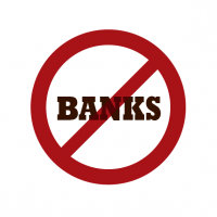 Foreign equity flows avoid the banks