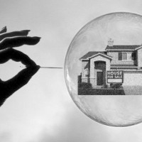 We are witnessing a slowly deflated property bubble