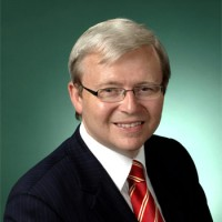 Kevin Rudd joins the China bulls