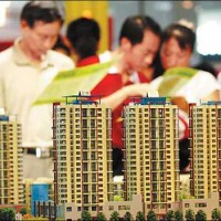 Chinese property sales slowing?