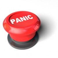 LNG presses the panic button