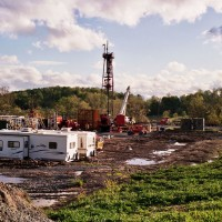 Fracking the country side