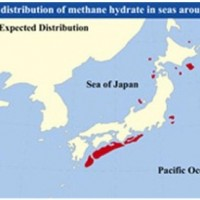 Japan discovers new gas source