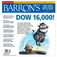 Third time lucky for Barron's?