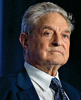 Soros: EU is on verge of collapse