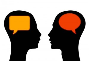 interaction talking heads