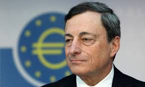 Draghi keeps helicopter spinning