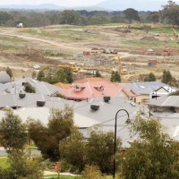 The history of Australian land prices