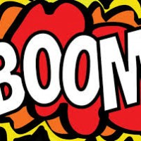 The boom is back!