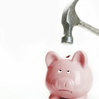 Are we running out of money for credit?