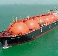 US LNG on a charge