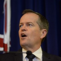 What does Bill Shorten stand for?