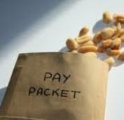 Public servants face three-year pay freeze
