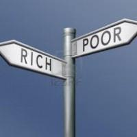 Poverty is always relative