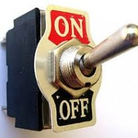 "The RBA has only an ""on"" and ""off"" switch"