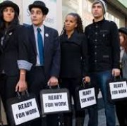 Global economy sidelines the young
