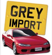 "It's time to allow ""grey"" car imports  (members)"
