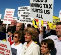 Mining tax closes sad chapter in political history