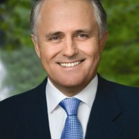 Malcolm Turnbull webshot