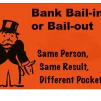 Too big to fail and the push for bank bail-ins