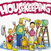 Holiday housekeeping