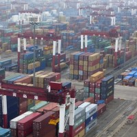 Chinese trade surplus bursts higher