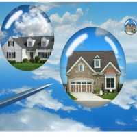 Housing finance shows there's still life in the bubble
