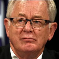 What is Andrew Robb trying to hide?