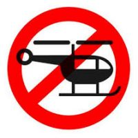 No Japanese helicopter