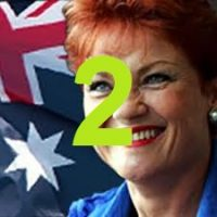 Is Ms Hanson really going to lead the immigration debate?