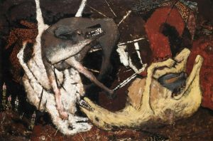 Th Shooting of Wild Dogs Clifton Pugh 1958