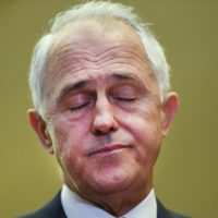 Do-nothing Malcolm has reached the point of no return