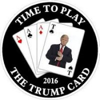 Playing the Trump card