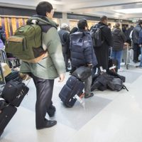 Immigration hovers near 9-year lows