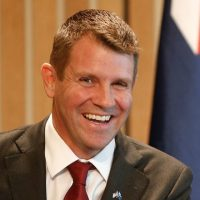Mike Baird quits while the going is good