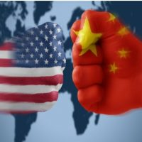 US and China playing chicken