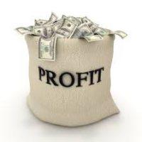 Taking profits!