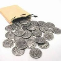 Bligh's 30 pieces of silver pay dividend day one