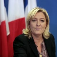 Can Le Pen break the euro?
