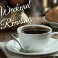 Weekend Reading 1-2 April 2017