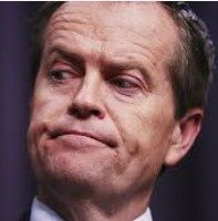 Shorten plays race card on immigration